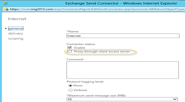 Exchange 2010/2007 to 2013 Migration and Co-existence Guide