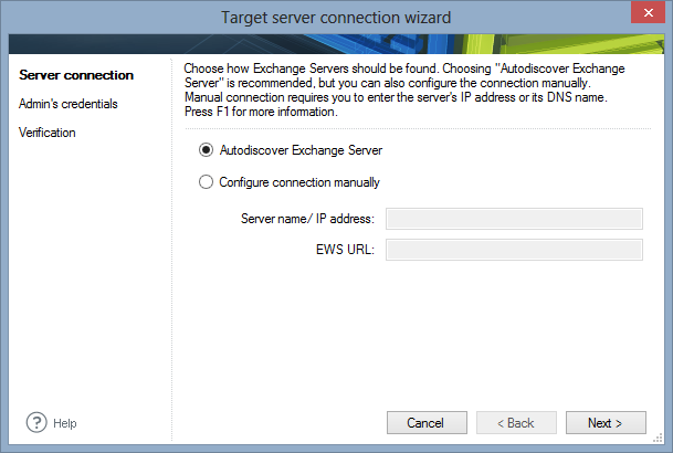 CodeTwo Exchange migration for Exchange 2003 to 2010/2013