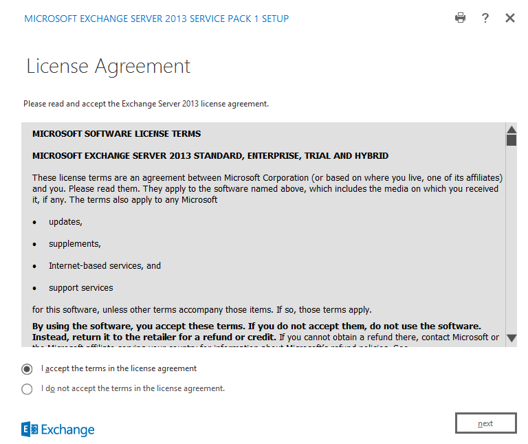 Exchange 2013 Sp1 Edge Transport Server Installation And
