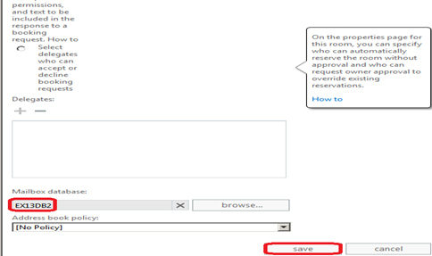 Exchange2013: Create and manage room mailboxes and Room lists ...