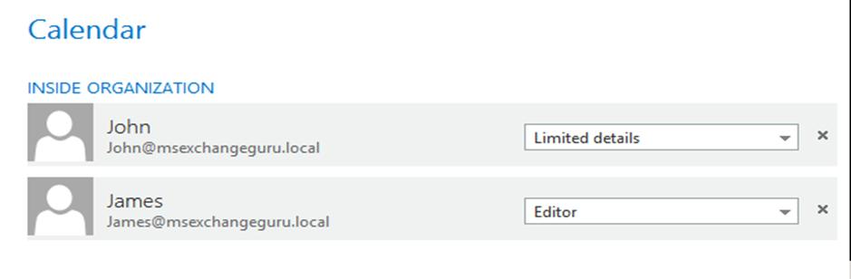 Add-MailboxFolderPermission cmdlet in Exchange 2013