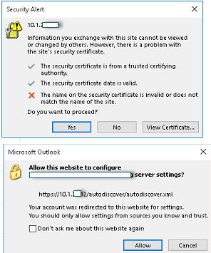 Autodiscover Looping Fixed « MSExchangeGuru com