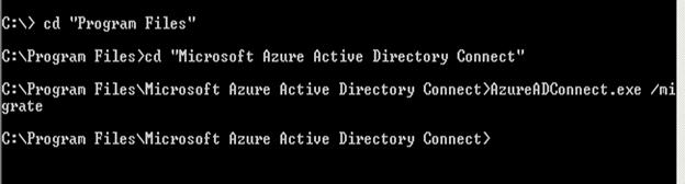 AADConnect: DirSync Parallel Deployment Upgrade