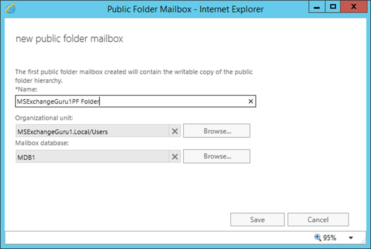 Public Folders in Exchange 2016 – Everything you need to know