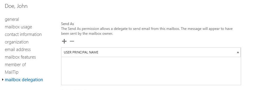 Setting up Exchange 2016 Mailbox Permission « MSExchangeGuru com
