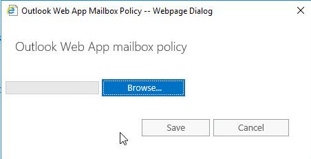 Microsoft Exchange 2017